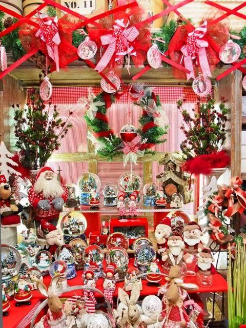 Escaparates de Navidad 2014 de los comercios Comercios Innovadores de Bilbao