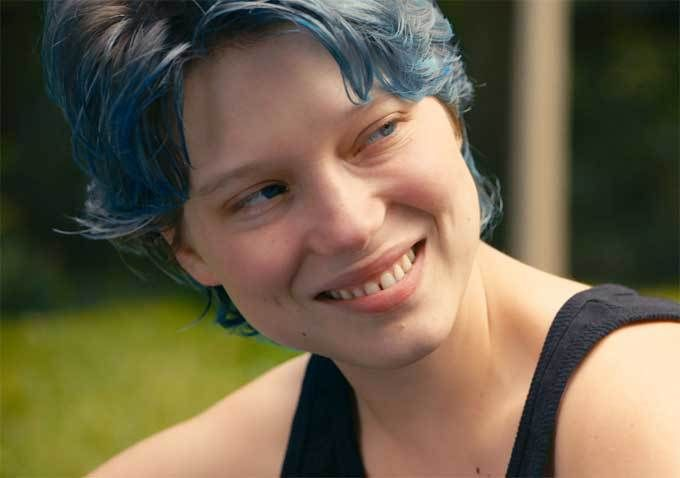 la vie d'adele blue