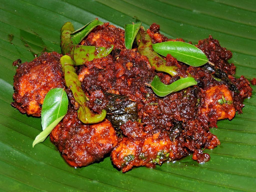 Kerala Style Chicken Roast Recipe Kerala Chicken Recipes Roast Recipes Chicken Recipes