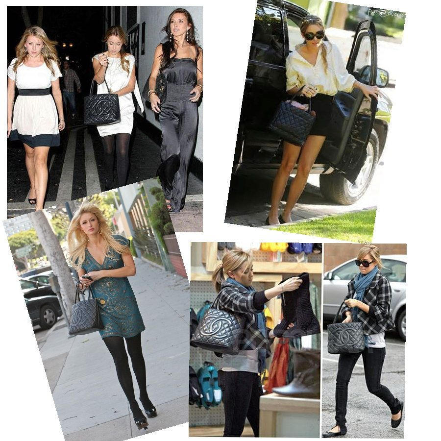 8d184c22b0b1 CHANEL medallion shopping tote bag is loved by many celebrities. Get one  from