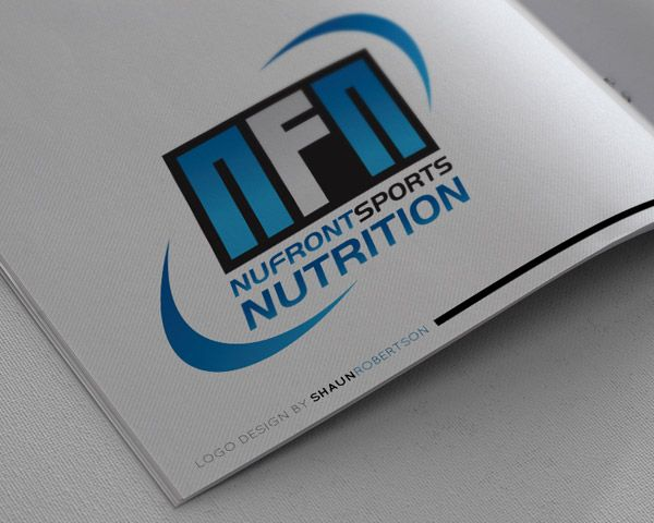 NuFront Sports Nutrition | SSR Designs – Graphic & Web