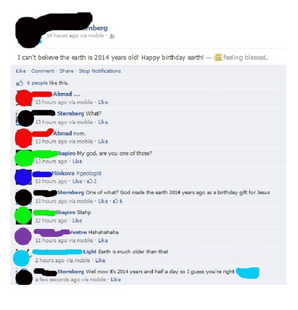 Of The Funniest And Most Embarrassing Facebook Status Fails Ever Facebook