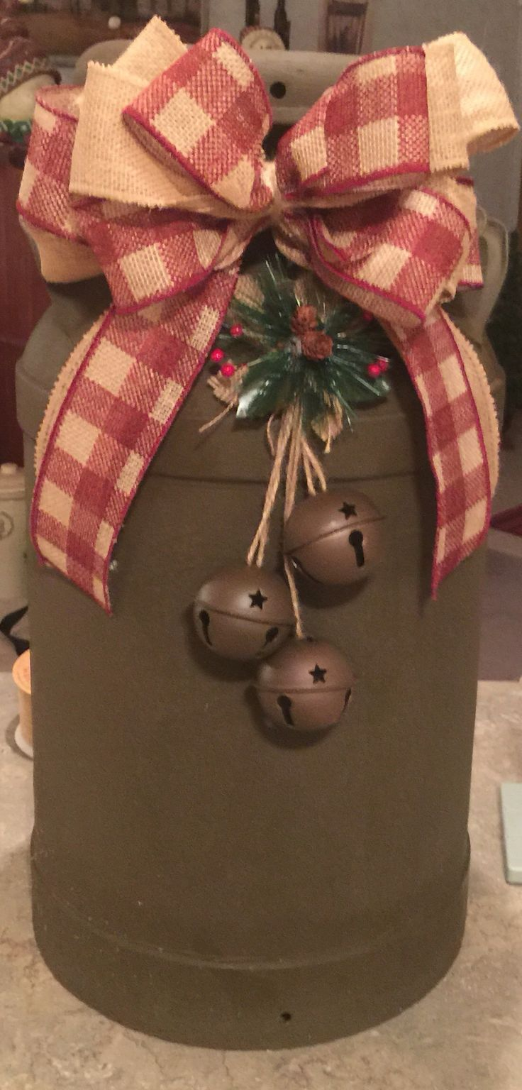 Large Christmas Bells Decorations