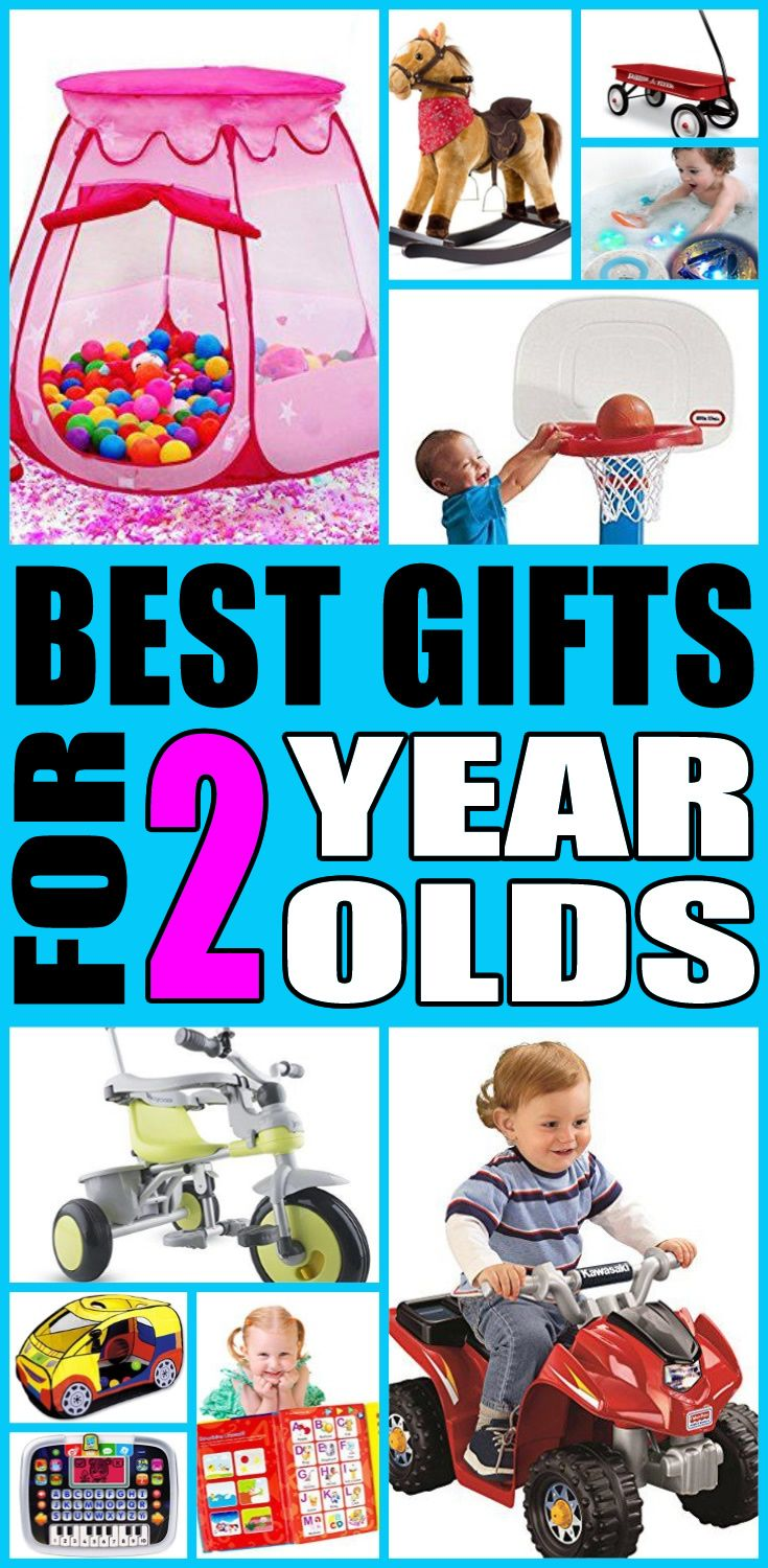 Top Gifts For 2 Year Old Any Boy Or Girl Would Love A Gift From This Ultimate Guide Find The Best Toys And Non Toy Perfect Kids Birthdays