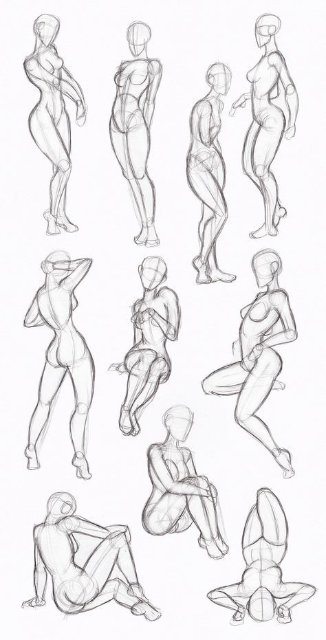 Anatomie poses | Tableaux | Pinterest | Foxes, deviantART and Drawings