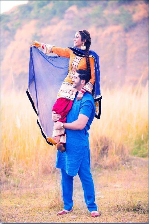 punjabi couple | indian wedding photography | Top wedding ...