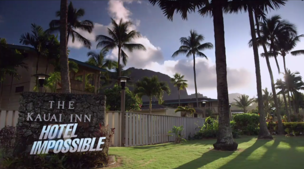Hotel Impossible Recap S7 Ep7 With Images Hotel Kauai