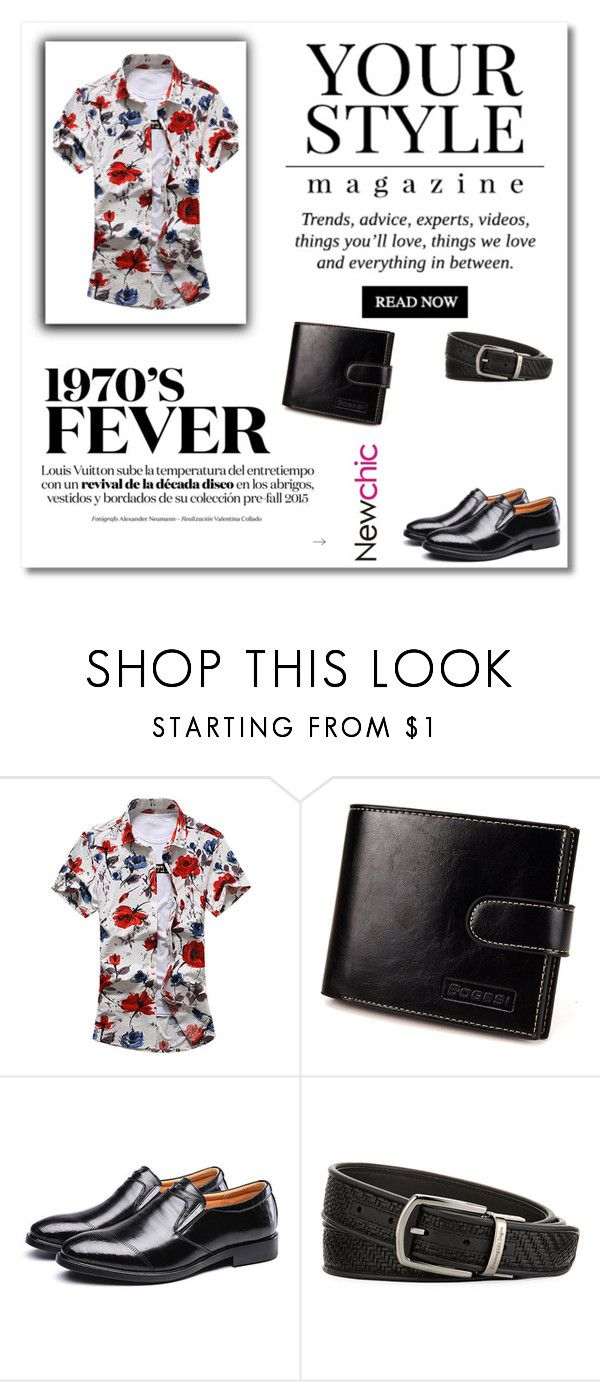 """""""Newchic 24"""" by miincee ❤ liked on Polyvore featuring Ermenegildo Zegna and Pussycat"""
