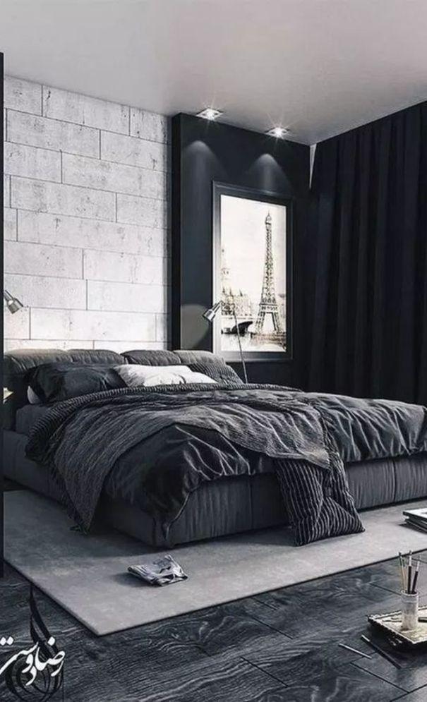 61 New Season And Trend Bedroom Design And Ideas 2020 Part 61 Decoracao Quarto Masculino Decoracao Masculina Decoracao De Quarto Mens luxury bedroom ideas