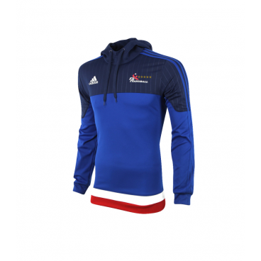 Sweat capuche FFHB Adidas | Sweat capuche, Adidas