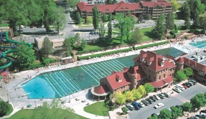 Glenwood Hot Springs Lodge The Hotel At Pool