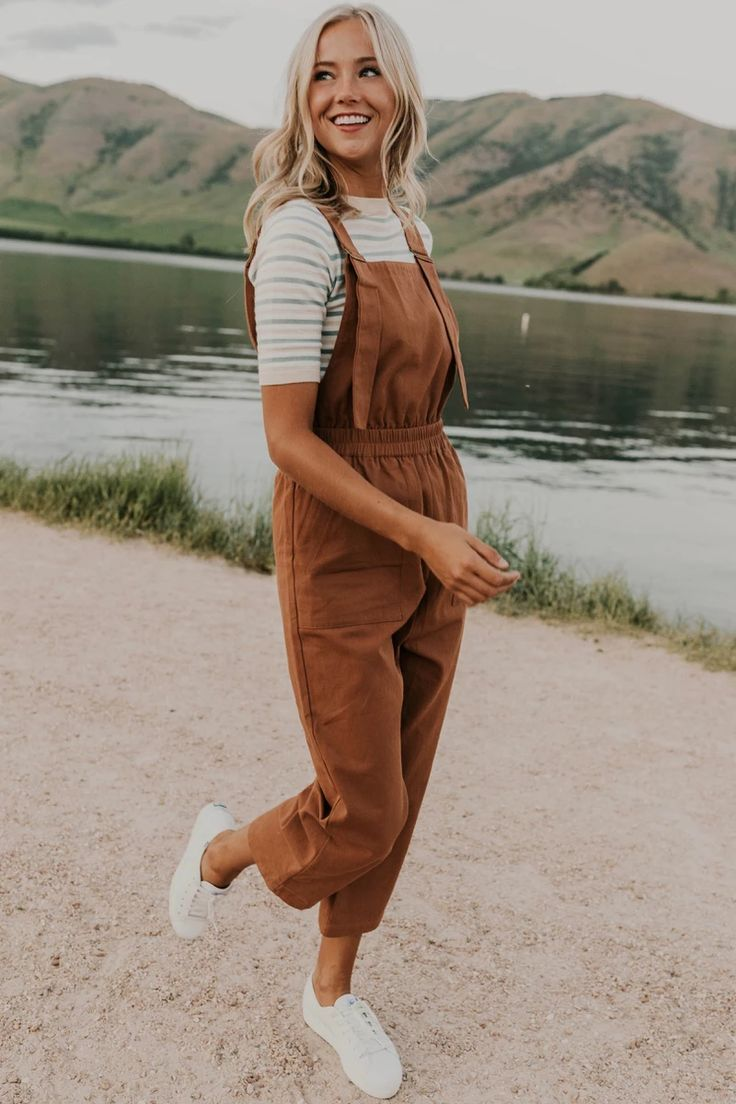 The Kennidee Jumpsuit