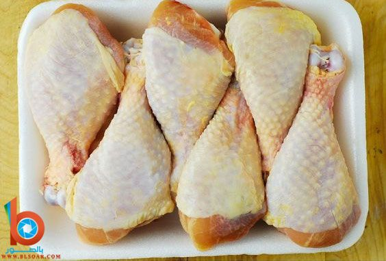 تتبيلة سيقان الدجاج