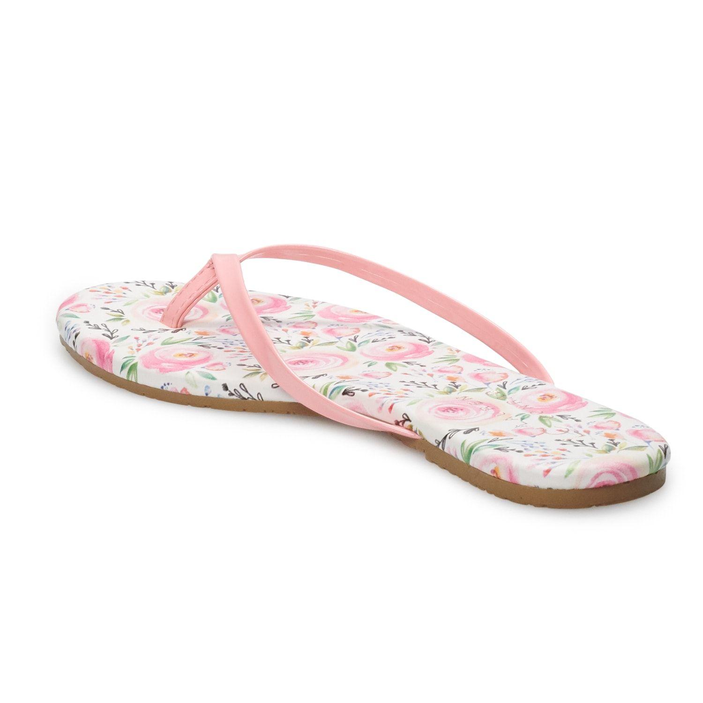 625a1a9e8411 LC Lauren Conrad Women s Thong Flip Flops  Affiliate  Conrad
