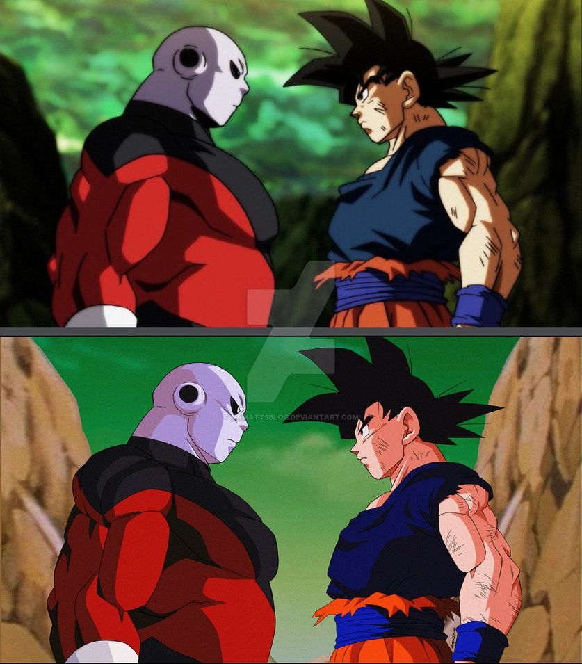 Dragon Ball Super Frame Remake By Mrmattsblog Dragon Ball Dragon Ball Super Dragon Ball Z