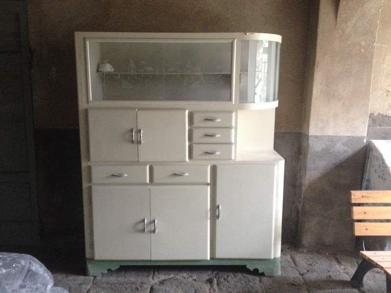 Credenza anni 50 a lucca kijiji annunci di ebay architettura cucina pinterest credenza - Credenze cucina anni 50 ...