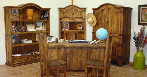 Western Decor Rustic Furniture