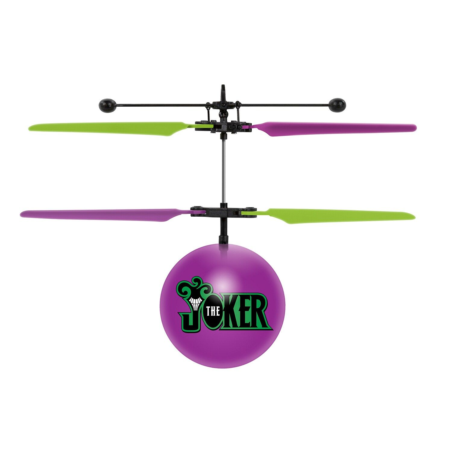 World Tech Toys DC Comics Joker Heli-Ball #techtoys
