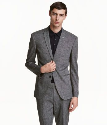 Herre | JakkerJakkesæt | H&M DK | Blazers for men, Jackets