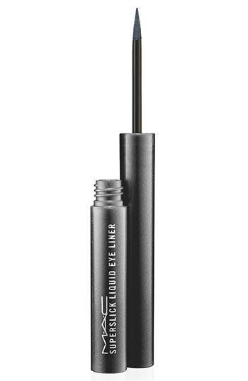 M·A·C Superslick Liquid Eyeliner   Tämän hetken ehdoton lempituote. Pysyy koko päivän ja on helppo poistaa!