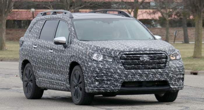 2018 Subaru Ascent Release Date Price