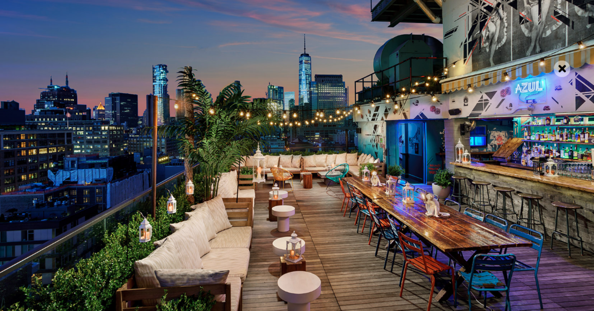 Rooftop Bars New York Edition Part One Nyc Rooftop Hotel Rooftop Bar Rooftop Bars Nyc