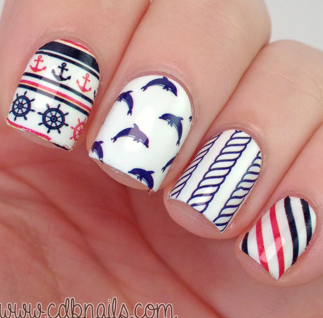 Free Worldwide Delivery* Water Decals can be used on natural, false ...
