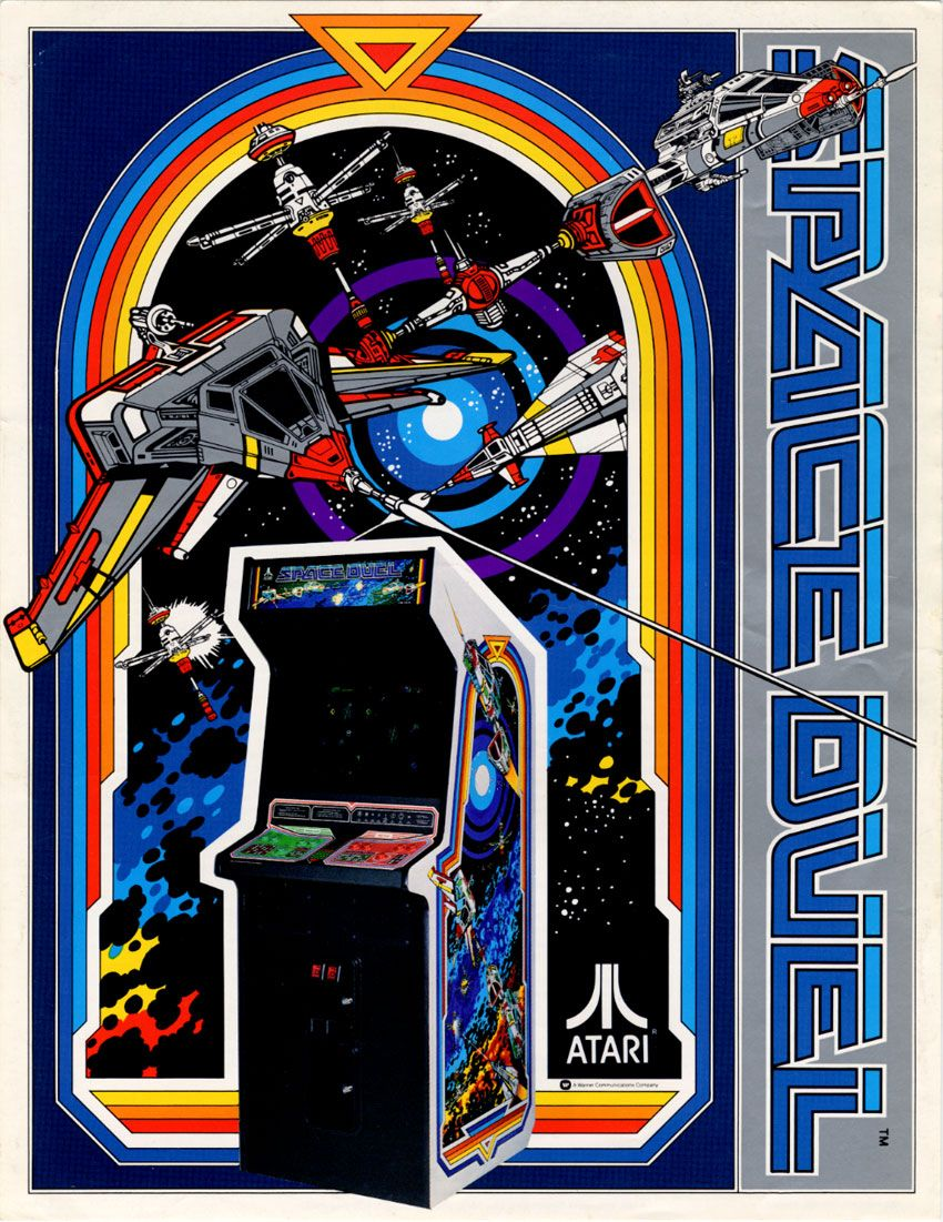 space dual arcade art Google Search Video game genre