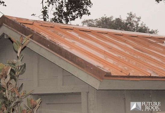 Pin On Copper Roofing