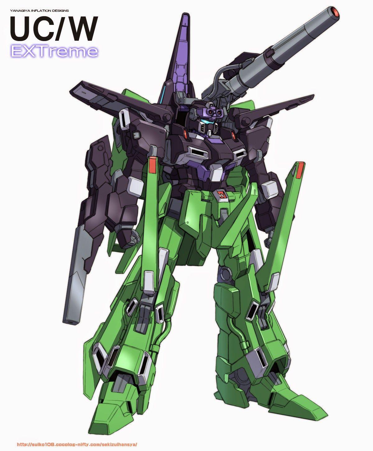 Gundam x Kamen Rider Art work by Yanagiya Inflation