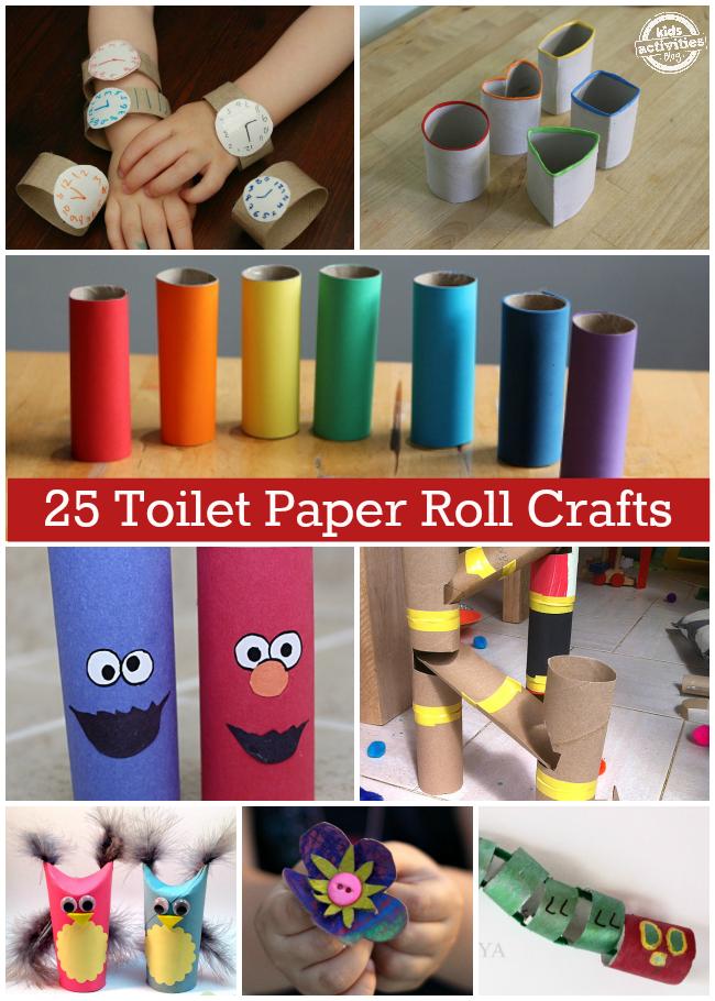 Toilet Roll Craft Ideas For Kids Part - 21: Kids Crafts With Toilet Paper Rolls Toilet Paper Roll Craft Ideas Animals Paper  Craft, Toilet Paper Rolls,paper Roll Craft Paper Roll Crafts, ...