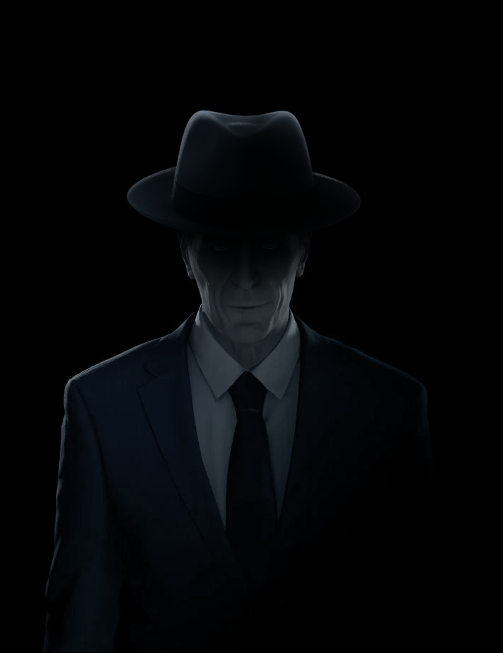 The Thin Man from Half Life- Wait a second...