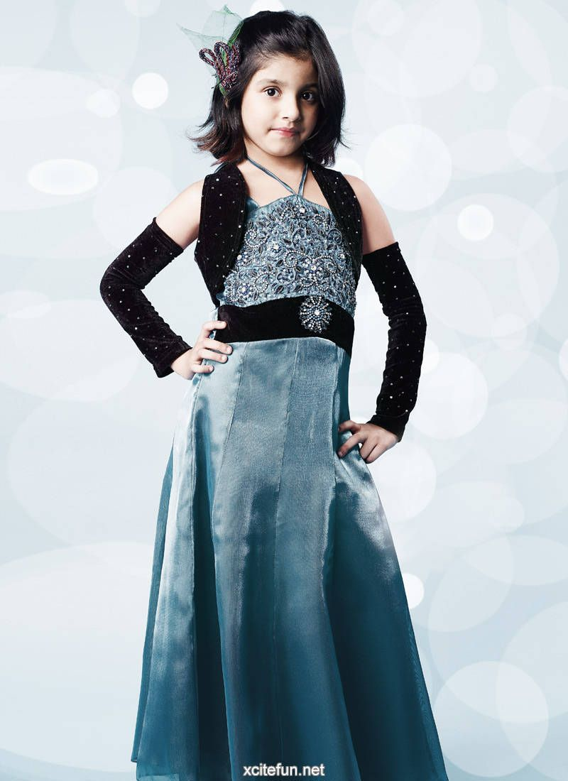 Kids Fashionable Party Wear Frocks - Love and relationship - Bharat ...
