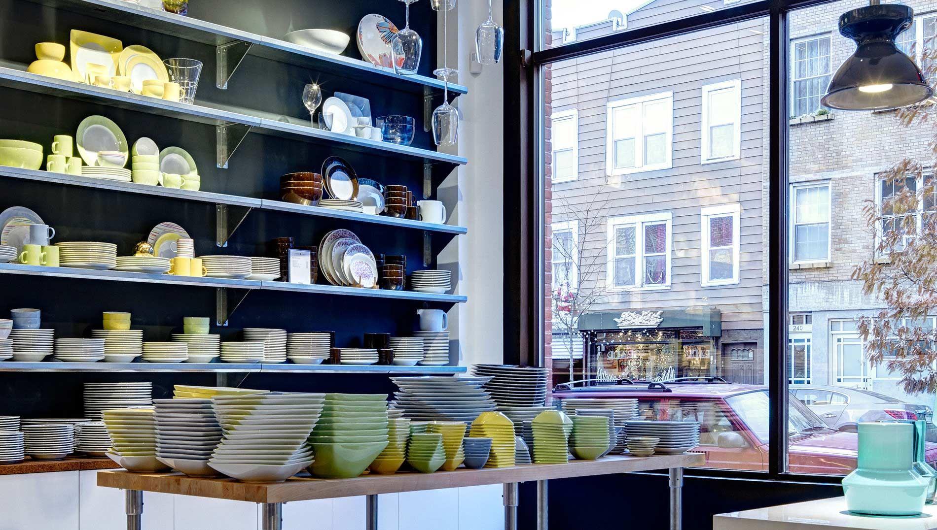 Kitchen Store Design Cucina & Tavola  Kitchen Store In Williamsburg  Nyc To Do's