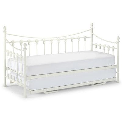 Best Champagne Daybed With Trundle Daybed With Trundle Metal 400 x 300