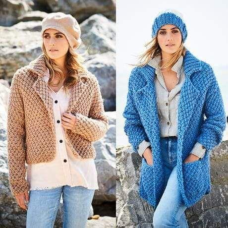 Jackets in Stylecraft Special XL (9591)   Knitting ...