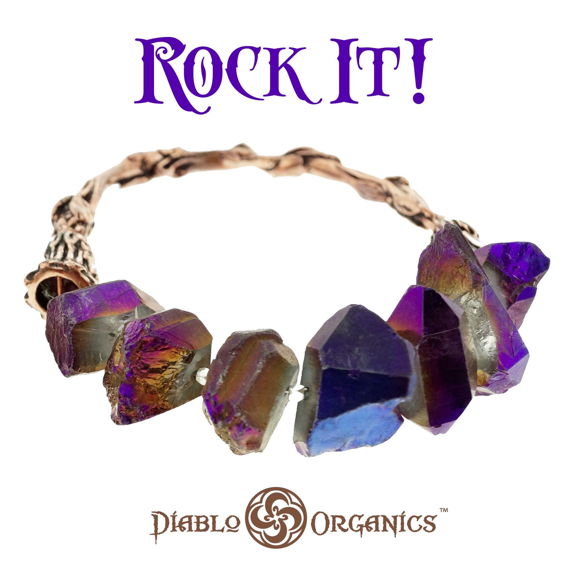 Diablo Organics Medusa Funky Jewelry Body Jewelry Plugs Organic Jewelry