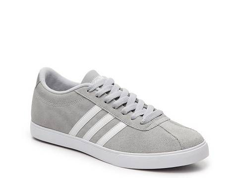 adidas grey superstar NEO Courtset Sneaker - Womens