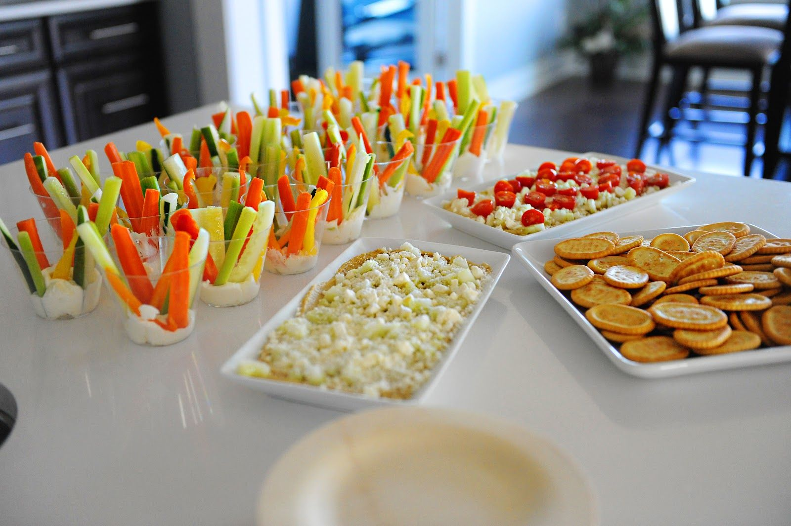 appetizers for baby shower | handmade happiness | pinterest | babies
