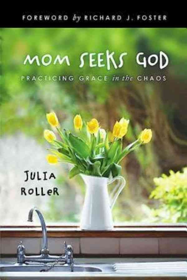 Mom Seeks God: Finding Grace in the Chaos (Paperback)