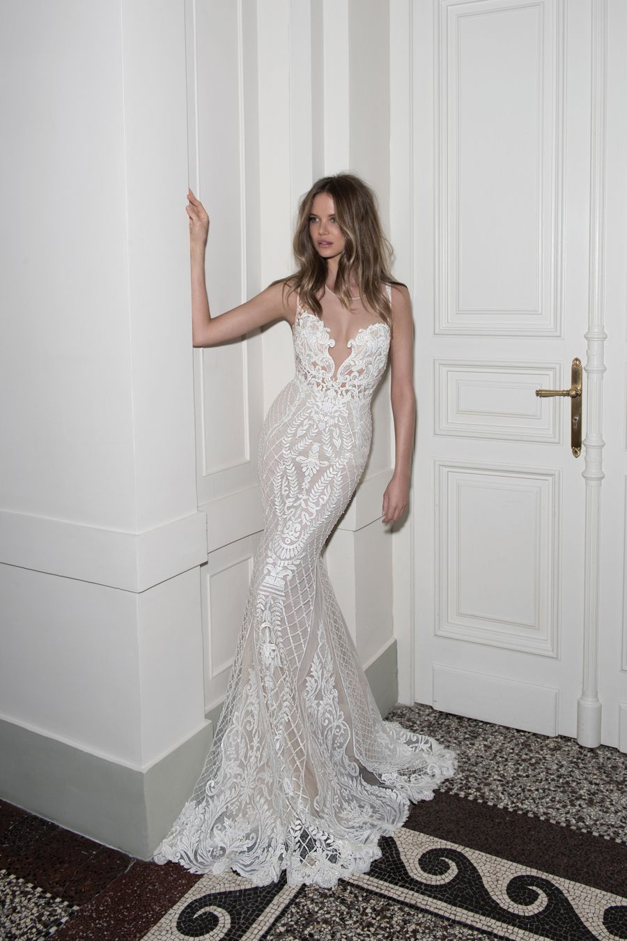 Berta Bridal 2015 Fall Wedding Gown Collection