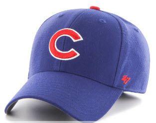Fancaps - Chicago Cubs MVP Cap  47 Brand Blue 285d27b06c15