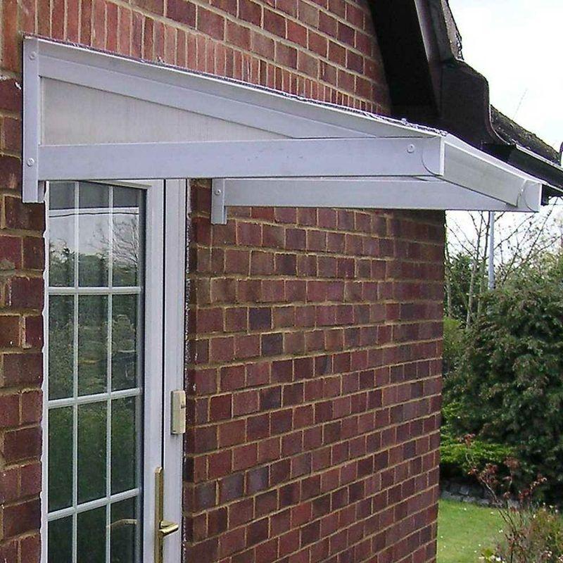 Wie Wird Eine Hausturuberdachung Gebaut Fenster Turen Canopy