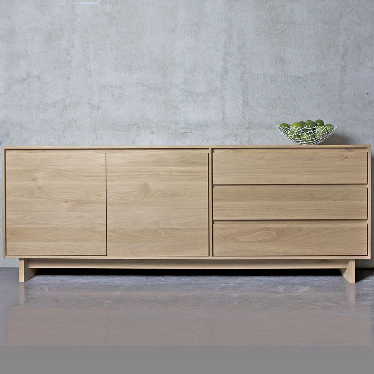 Wave Sideboard | Dining room sideboard, Consoles and Shelves
