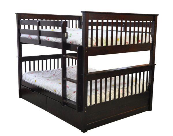 Best Double Over Queen Bunk Bed Bing Images Bunk Beds 400 x 300
