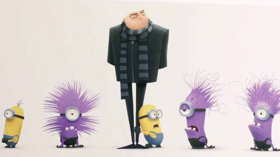 The Art of Despicable Me 2