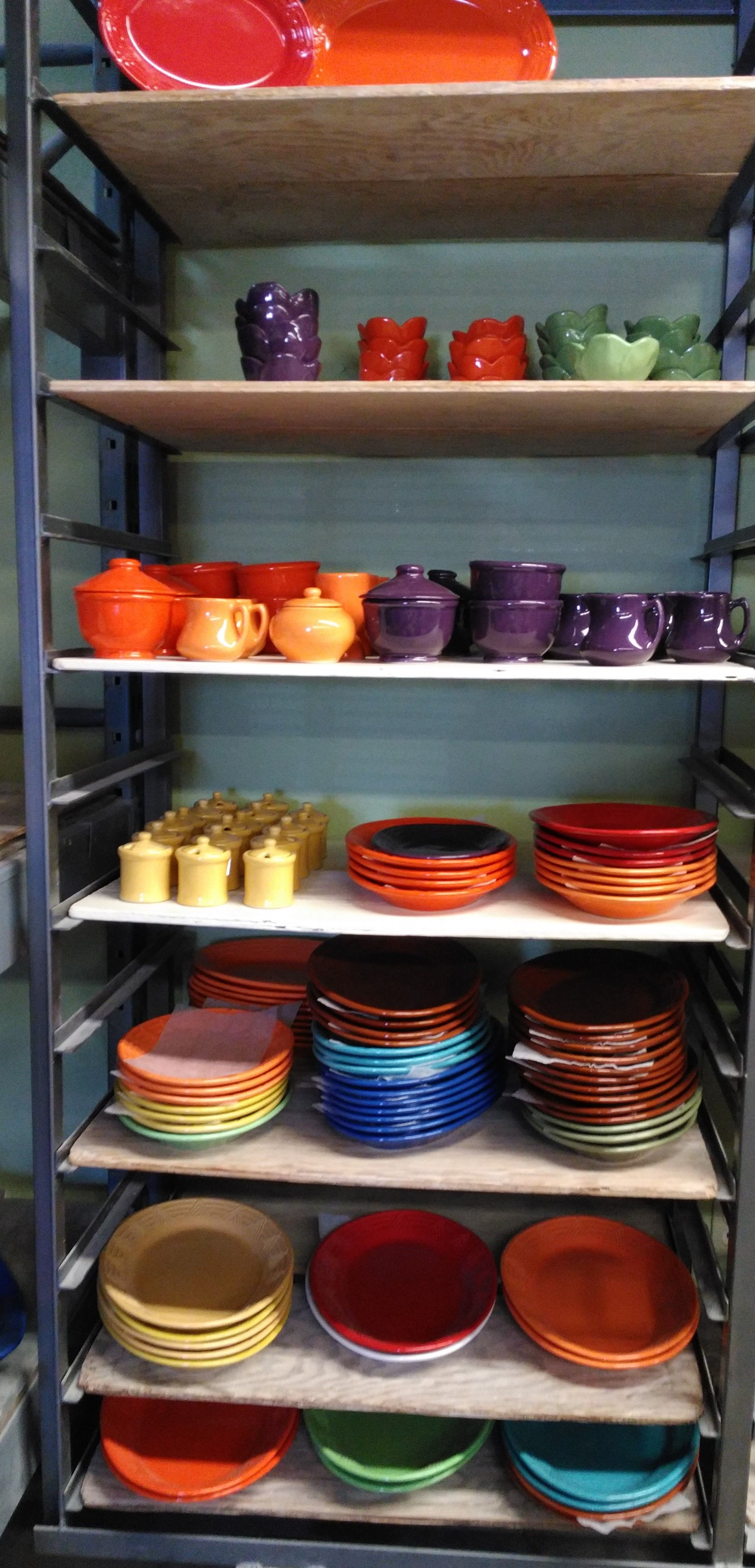 American Made Dinnerware