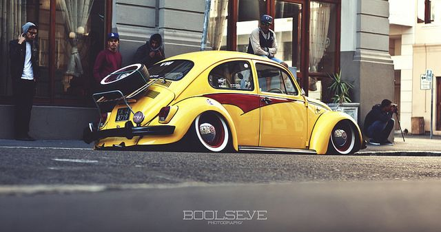 VW Beetle photo by Achmat Booley