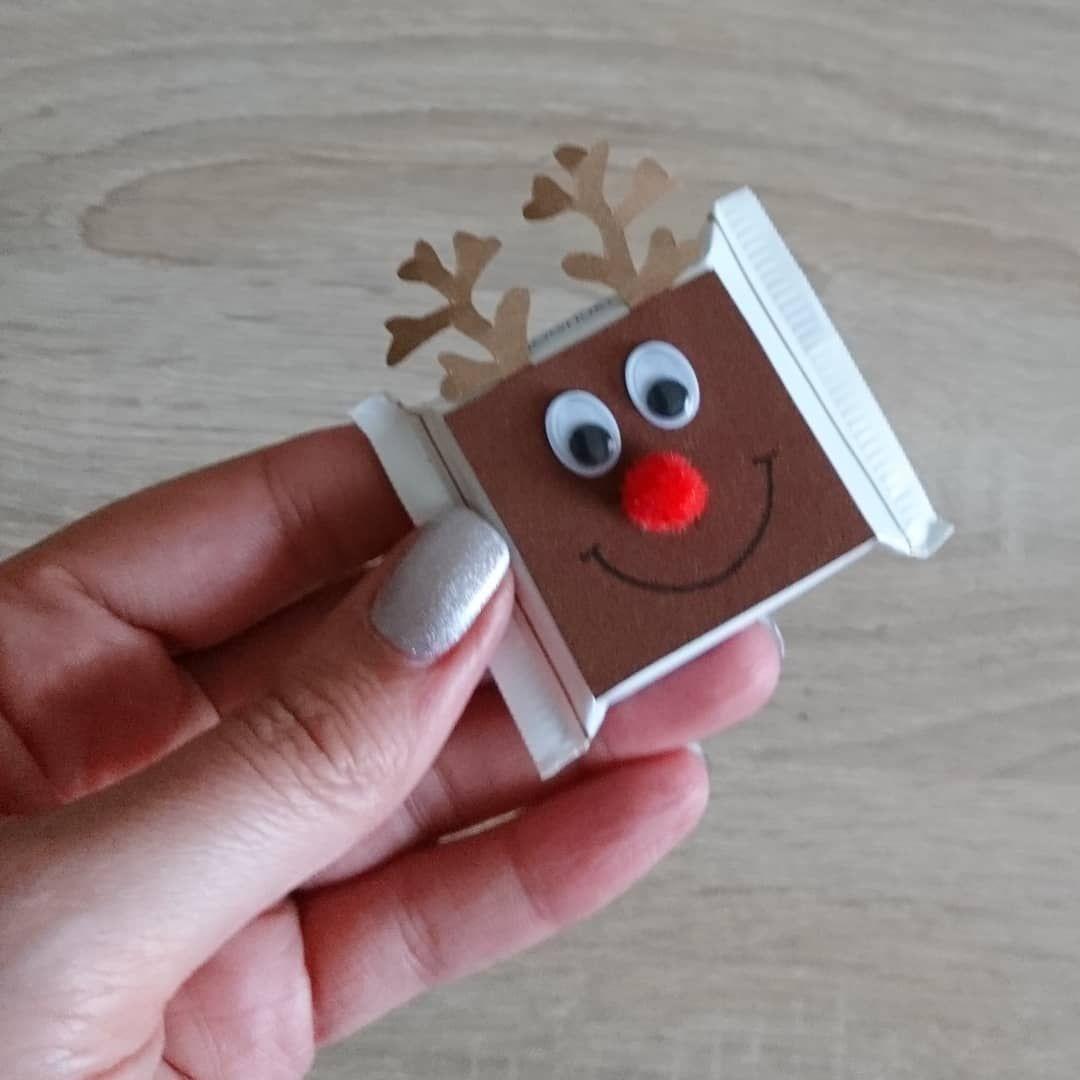"""@ideenreiseblog on Instagram: """"(Werbung wegen Markenerkennung) Dieses Jahr gibt es als kleine weihnachtliche Aufmerksamkeit für alle Kollegen ein Mini-Schokorentier,…"""""""