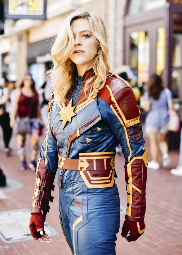 See the best cosplayers at San Diego ComicCon 2019 Pop